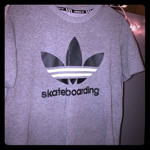 Adidas Skateboarding Tee - Rider Approved!